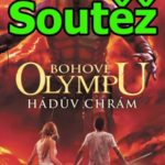 Soutěž o knihu Bohové Olympu – Hádův chrám