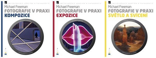 Soutěž o knihy ze série Fotografie v praxi