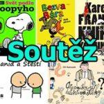 Soutěž o pět komiksů z nakladatelství ALBATROS Media