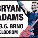 Bryan Adams u nás zahraje znovu pod širákem