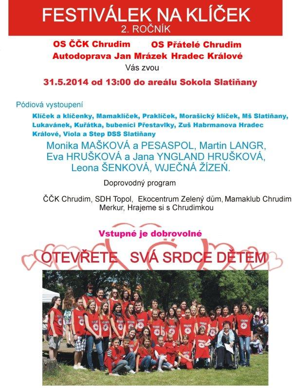 Festiválek Klíčenky