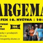 Argema vystoupí v pátek ve Skutči