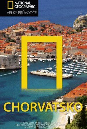 Knižní tip: Chorvatsko - Velký průvodce National Geographic