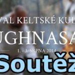 Soutěž o vstupenky na festival keltské kultury Lughnasad v Nasavrkách