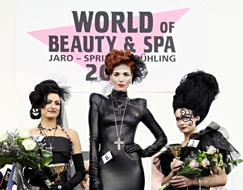 Soutěž o kosmetický balíček a vstupenky na podzimní veletrh World of Beauty & Spa