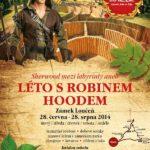 Sherwood mezi labyrinty aneb léto s Robinem Hoodem