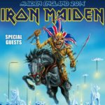 Iron Maiden míří v červnu na brněnský Velodrom