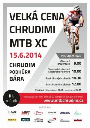 Velká cena Chrudimi MTB XC