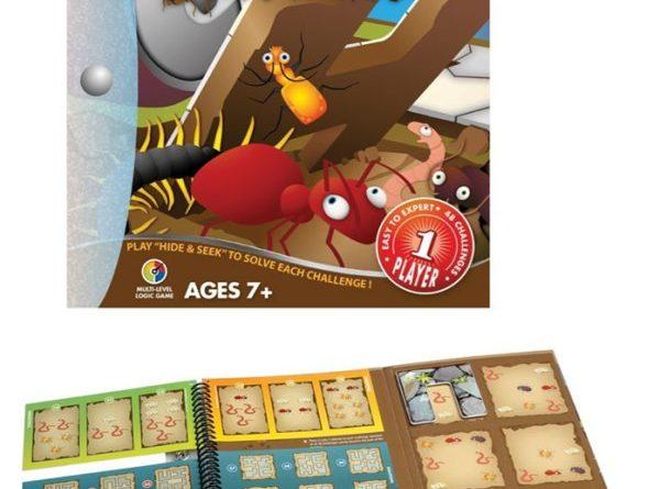 Tip na hru na cesty - Brouci v akci z řady Smart Games