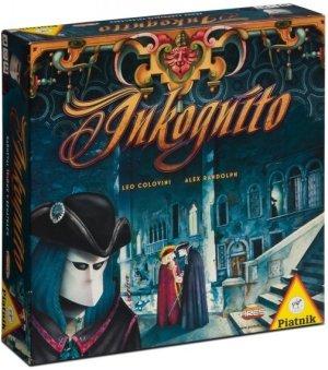 Inkognito - karneval špiónů v Benátkách