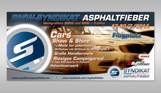 BMW plakát
