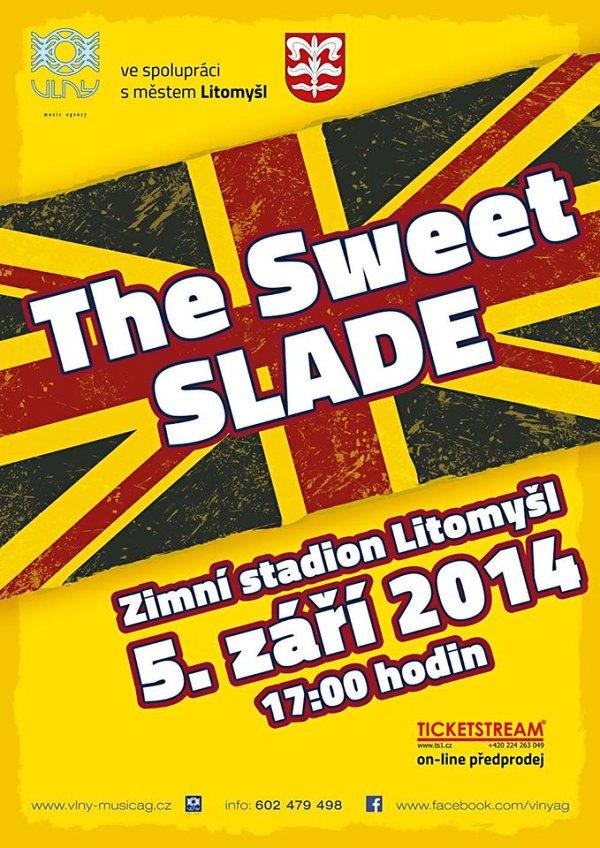 Do Litomyšle míří britští Slade a Sweet