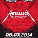Metallica odehraje v Praze dvouhodinovou show