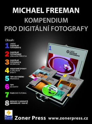 Soutěž o Kompendium pro digitální fotografy