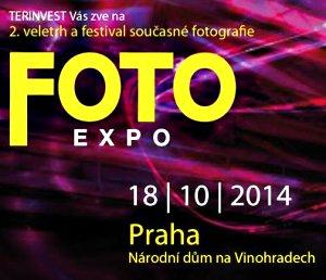 FOTOEXPO - nejnovější fototechnika a prestižní fotografové na jednom místě