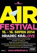 AIR Festival hlásí již 150 umělců na deseti scénách