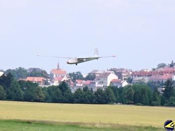 Chrudim se připravuje na letecký den, foto: archiv Aeroklubu Chrudim