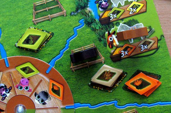 Recenze deskové hry: Farmerama - hospodaření na farmě