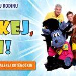Tomáš Verner si v lední show Jen počkej, zajíci! zahraje 9 rolí