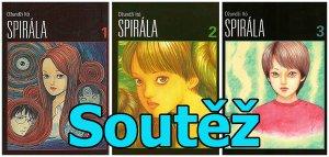 Soutěž o komiksovou trilogii Spirála