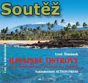 Soutěž o knihu Leoše Šimánka - Havajské ostrovy