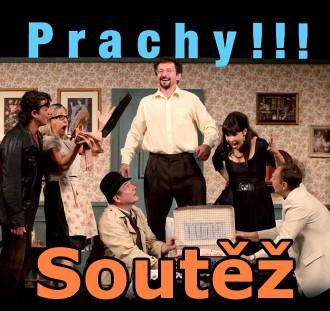 Vstupenky na divadelní představení Prachy!!! do Hradce Králové