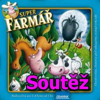 Soutěž o rodinnou hru Superfarmář DeLuxe