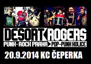 KC Čeperka ožije punkrockem