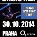 V říjnu se do Prahy vrátí Chris Rea