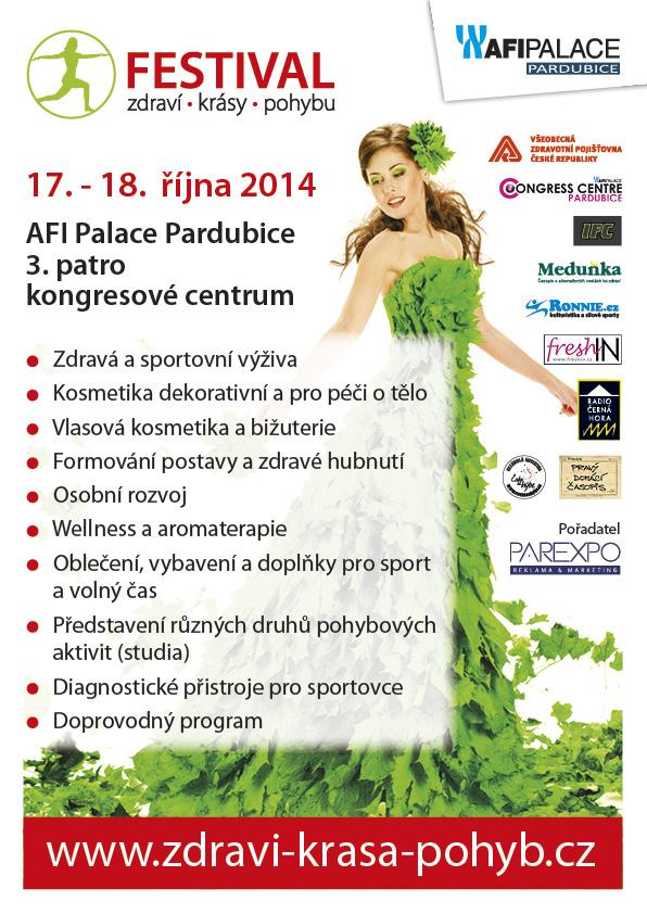 Festival zdraví, krásy, pohybu