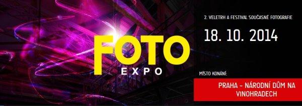 Soutěž o vstupenky na Fotoexpo 2014