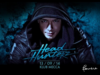 Už známe DJs, kteří podpoří Headhuterz