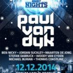 Paul van Dyk a jeho VANDIT Night přijíždí do Prahy