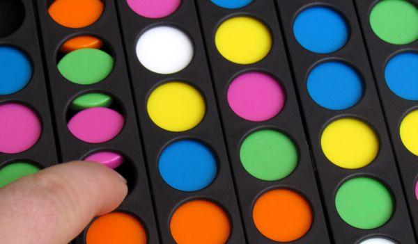 Color Pop - praskající barvičky