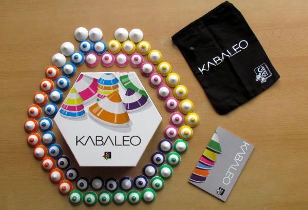 Recenze hry: Kabaleo - věžičky z klobouků