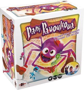 Paní Pavouková