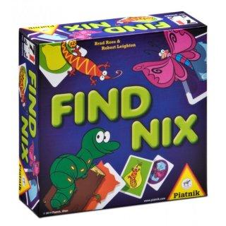 Tip na karetní hru: Find Nix