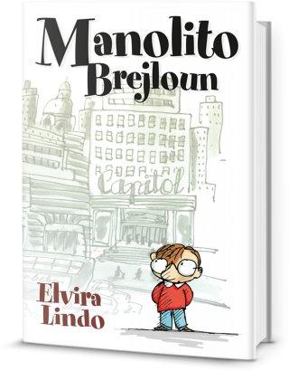 Knižní tip: Elvira Lindo - Manolito Brejloun