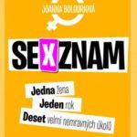 Sexy, inteligentní a skandální! … to je náš knižní tip: Sexznam