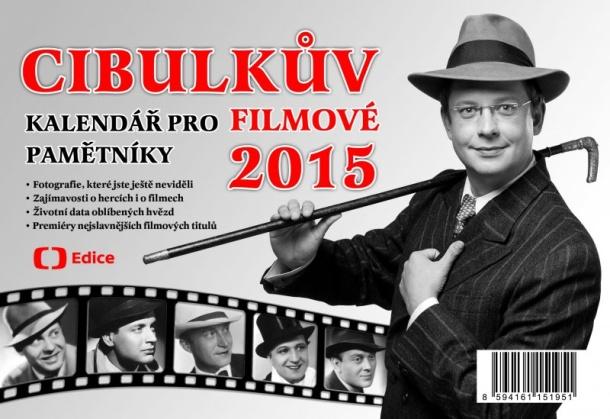 Soutěž o Cibulkův kalendář pro filmové pamětníky 2015
