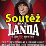 Soutěž o vstupenky na Daniela Landu – Žito Tour 2014 do Pardubic