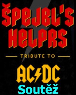 Soutěž o dvě vstupenky na Šplelbs Helprs - AC/DC revival