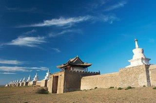 Mongolsko - cestovatelská diashow Martina Loewa