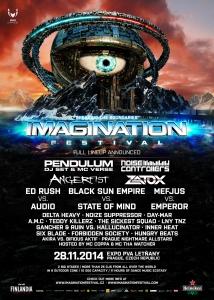 Imagination Festival zveřejňuje kompletní line-up