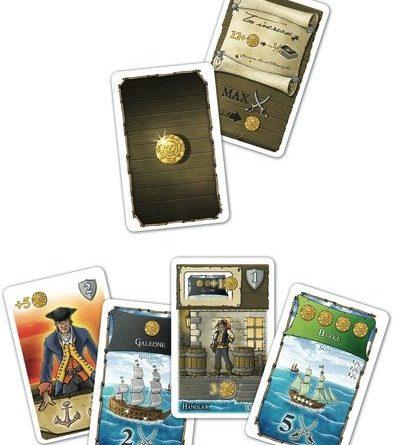 Karetní herní novinka - Port Royal
