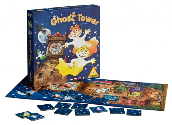 Recenze paměťové hry Ghost Tower