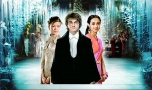Harry Potter - Vánoce