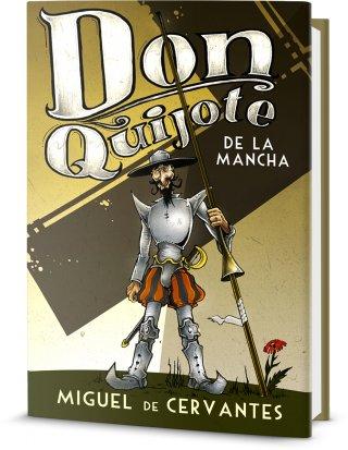 Don Quiote de La Mancha, tentokrát pro děti