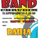 Podzimní koncert skupiny BigBand Chrudim