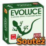 SOUTĚŽ o karetní hru EVOLUCE: O původu druhů